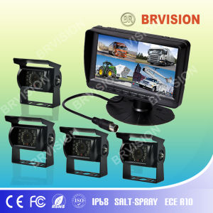 "7"" 6pin Split Rear View System pictures & photos"