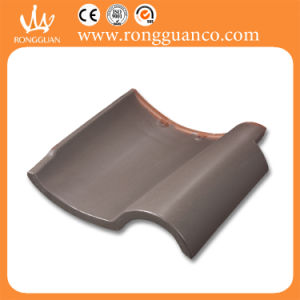 Light Grey Color S Shape Tile Water-Proof Roof Tile (Y12) pictures & photos