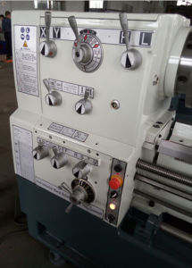 C6251 Precision Heavy Metal Lathe Machine with Gap pictures & photos