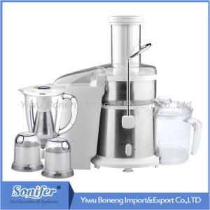 Newly Electric Juice Extractor Fruit Juicer of Good Quality (SF808) 4 in 1 pictures & photos