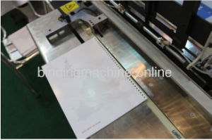 Automatic Double Wire Binding Machine (DCA-520) pictures & photos