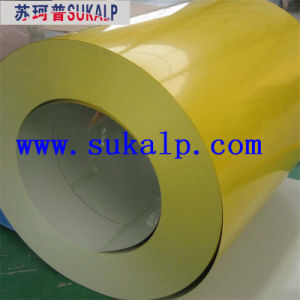 Colored Steel Coil pictures & photos