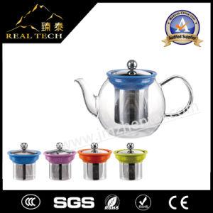 high Quality Hand Made Pyrex Borosilicate Glass Tea Pots