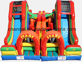 2016 Big 180 Challenge Course Inflatable Obstacle Course for Sale pictures & photos