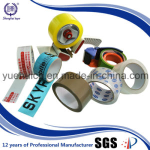 SGS and ISO Transparent BOPP Packing Tape pictures & photos