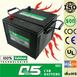 12V-SMF Car Battery Auto Battery Starting Battery Automotive Battery pictures & photos