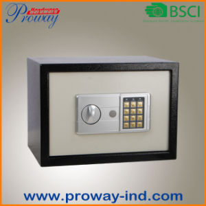 Electronic Digital Home Safe Box, Solid Steel Safety Box with 2 Bolts pictures & photos