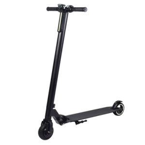 Amazon Cheap Light Foldable Mini Electric Scooter for Adult and Teen Street pictures & photos