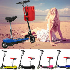 Skateboard Foldable Electric Scooter with Handle pictures & photos