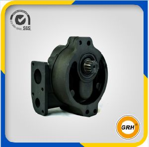 Cast Iron Hydraulic Gear Oil Pump 3p6814 pictures & photos