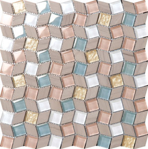 Crystal Mosaic Tile (MY3015) pictures & photos