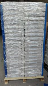 Waterproof Polypropylene Corrugated Sheet PP Flute Board/Packing with Pallet and Four Corners pictures & photos
