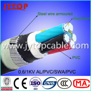 1kv Steel Wire Armoured Cable, Swa Cable 4X70mm pictures & photos
