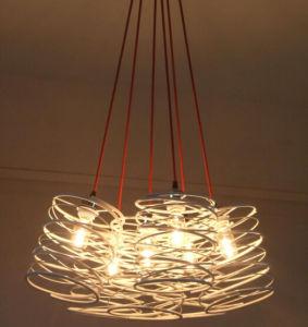 Modern White Metal Living Room Hanging Lights (KA5655-6) pictures & photos