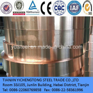 Alloy Copper Strip with Bright Finish and SGS Certificate pictures & photos