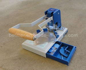 S100 Desktop Manual 6 in 1 Round Corner Cutter Machine pictures & photos