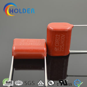 Metallized Ploypropylene Film Capacitor (CBB22 225J/400V) pictures & photos