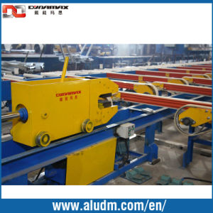 Best Low Labor Cost Aluminum Extrusion Machine in Cooling Tables pictures & photos