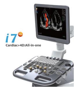Med-Du-I7 Trolley Color Doppler Ultrasound Machine pictures & photos