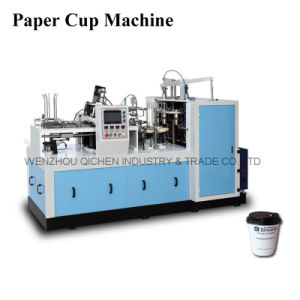 High Quality Tea Paper Cup Sealing Machine (ZBJ-X12)