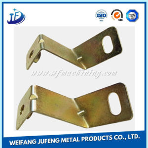 Customized Carbon Steel Nonstandard Brackets Stamping Part pictures & photos