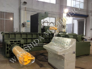Used Car Body Recycling Baling Press Ce Approved