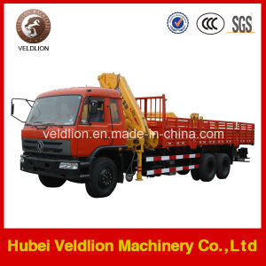 10 Ton Mobile Hydraulic Truck with Cranes with Best Price pictures & photos