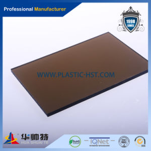 Sun Sheets & PC Embossed Sheets Solid Polycarbonate Sheet/Polycarbonate Solid Sheet/PC Lexan Sheet pictures & photos