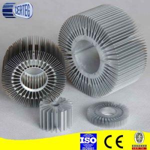 Aluminium Profiles Sunflower Heat Sink pictures & photos