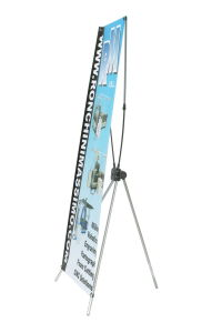 Hot Sale Aluminum X Banner, Banner Stand, Aluminum X Banner pictures & photos