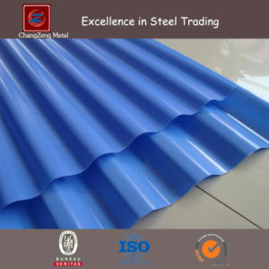 Color Coated Roofing Materials Corrugated Plate (CZ-CP06) pictures & photos