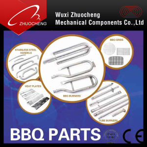 OEM Stainless Steel 430 U Type BBQ Burner with Good Price pictures & photos