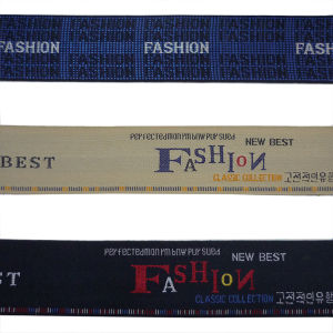 New Style Jacquard Elastic Band for Garment Accessories pictures & photos