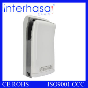 Electrical Jet Air Double Wind High Speed Automatic Hand Dryer pictures & photos