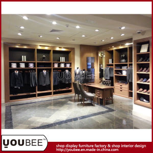 Custom Retail Shopfitting, Garment Store Fixtures, Shop Interor Design pictures & photos
