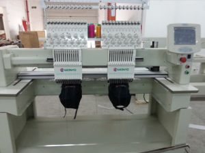 Computerized Sewing for Cap and Flat Commercial Embroidery Machine pictures & photos
