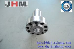 Nozzle End Cap for Injection Screw