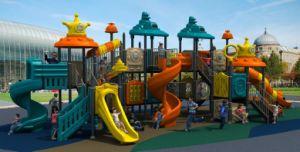 Fashsion Design Outdoor Playground Children Slide Amusement Equipment pictures & photos