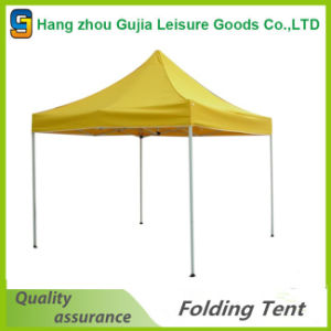 Waterproof Canvas Printed Promotional Foldable Steel Outdoor Star Canopy Tent