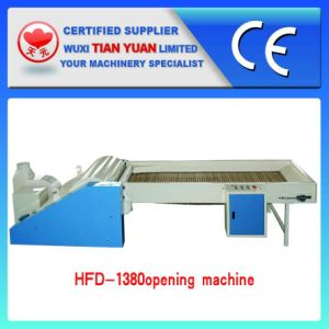 7D Polyester Fiber Opener Machine (HFK-700) pictures & photos