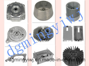 High Pressure Aluminum Die Casting Manufacturer for Auto Parts Which Approved ISO9001-2008