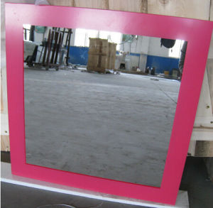 Clear Unframed Bathroom Mirror Silver Mirror China Manufacturer pictures & photos