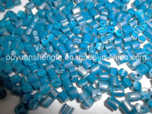 Competitive Price Colorful Recycling Blue Color HDPE pictures & photos