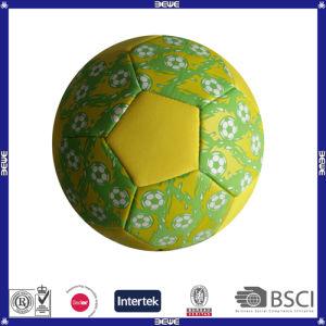 Factory 4 Pillar Aduit Customized Neoprene Soccer Ball pictures & photos