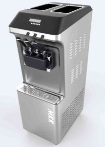 Table Top Soft Ice Cream Machine/ Best Selling Frozen Yogurt Machine/Ice-Cream Maker pictures & photos