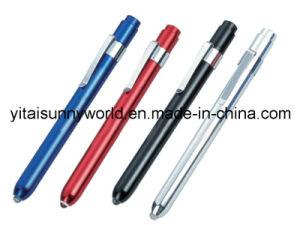 Aluminum-Alloy Penlight with Pupil Gauge Print (SW-PL34) pictures & photos