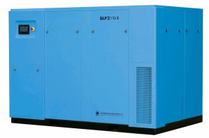 Two Stage Energy Saving Screw Air Compressor 90~160kw pictures & photos
