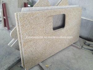 Rust Granite Kitchen Countertop Vanity Top for Cabinet pictures & photos