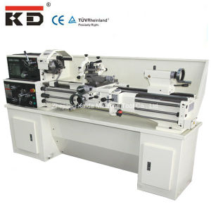 Mini Metal Cutting Manual Bench Lathe Machine Ghb-1340A pictures & photos