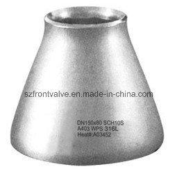 Stainless Steel 304/316 Seamless Bw Eccentric Reducer pictures & photos